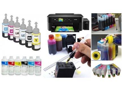 заправка картриджей для струйных принтеров
